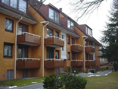 Hamburg-Jenfeld: Verkauf einer Eigentumswohnung