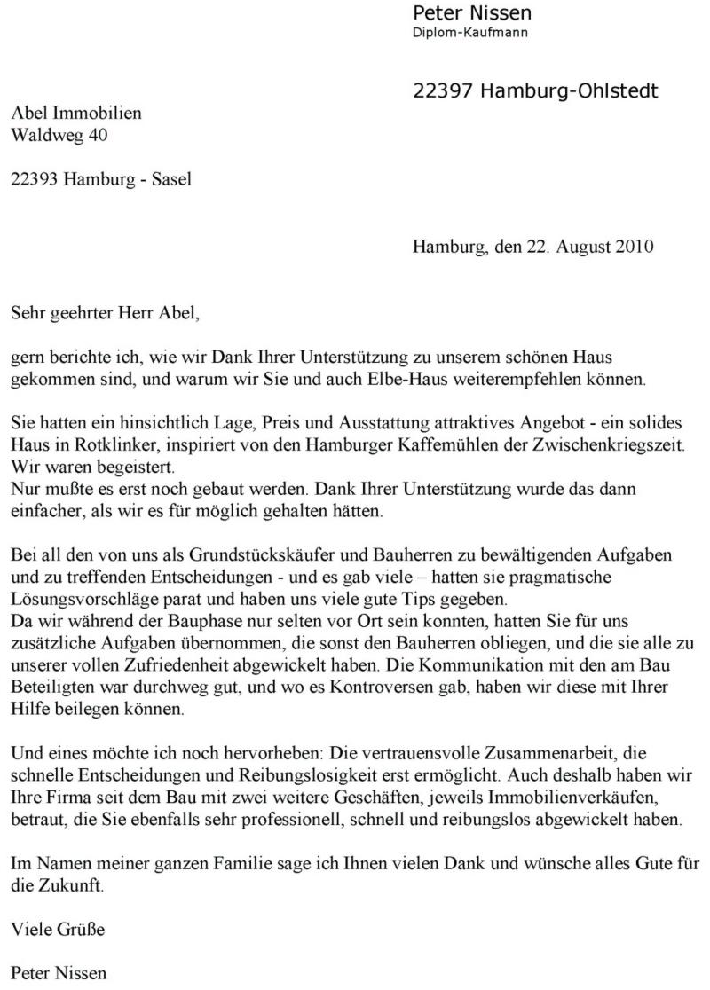 Hamburg-Ohlstedt: Neubau einer Kaffeemühle / Kaufmannsvilla - ABEL ...