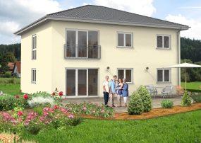 Investition für das Alter und die Zukunft - Generationenhaus / Zweifamilienhaus