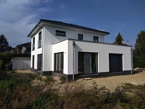 Hamburg-Hohensasel: Gehobene Neubau-Stadtvilla