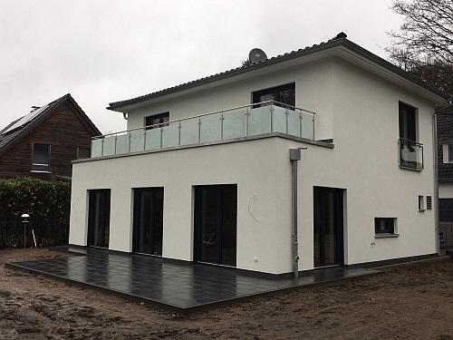 Hamburg-Bergstedt: Neubau eines Stadthauses